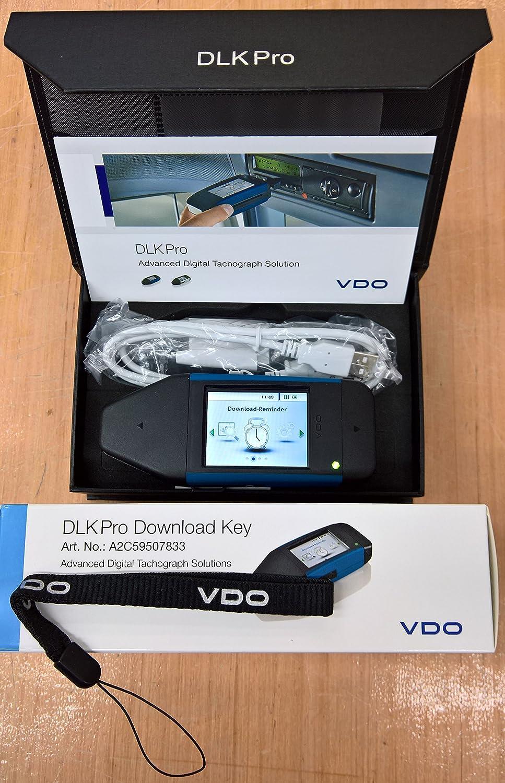 Vdo dlk Pro DOWNL oadkey en negro joyas del paquete: Amazon.es: Electrónica