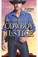 Cowboy Justice (Catcher Creek Book 2) Kindle Edition