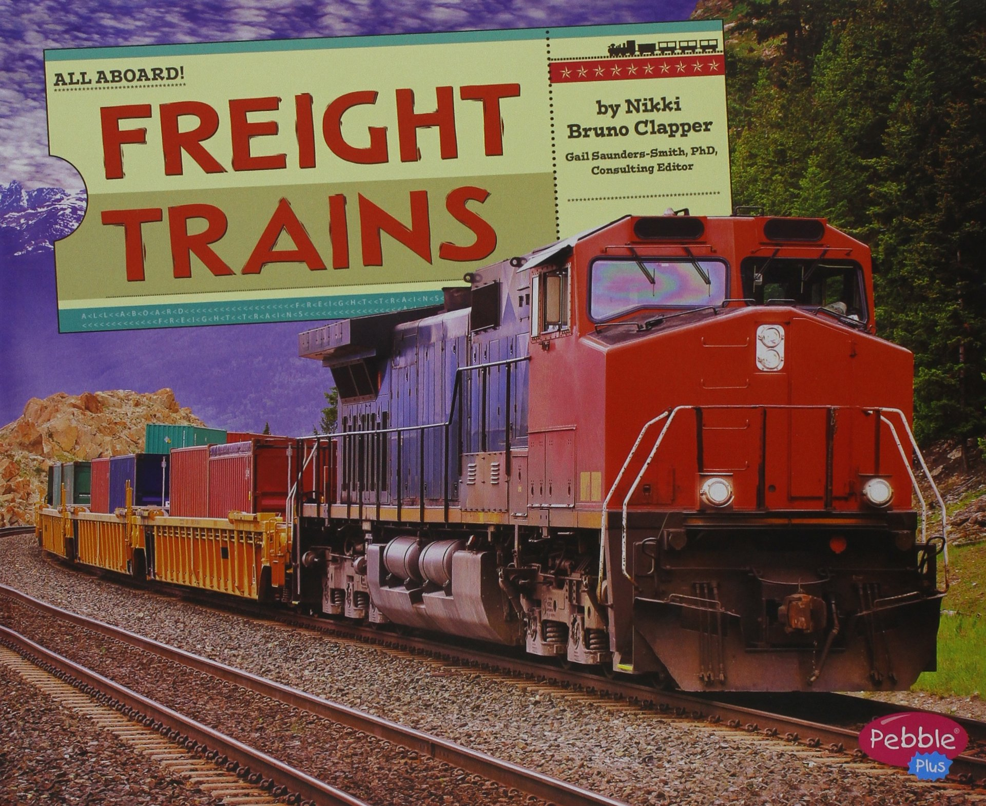 Freight Trains (All Aboard!)