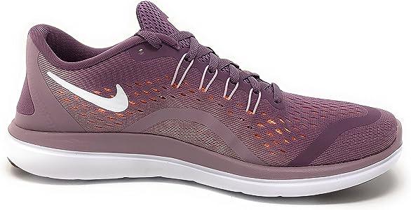 249362c02a1 Women s Flex 2017 RN Running Shoe Violet Dust White Plum Fog Iced Lilac  Size 11 M US