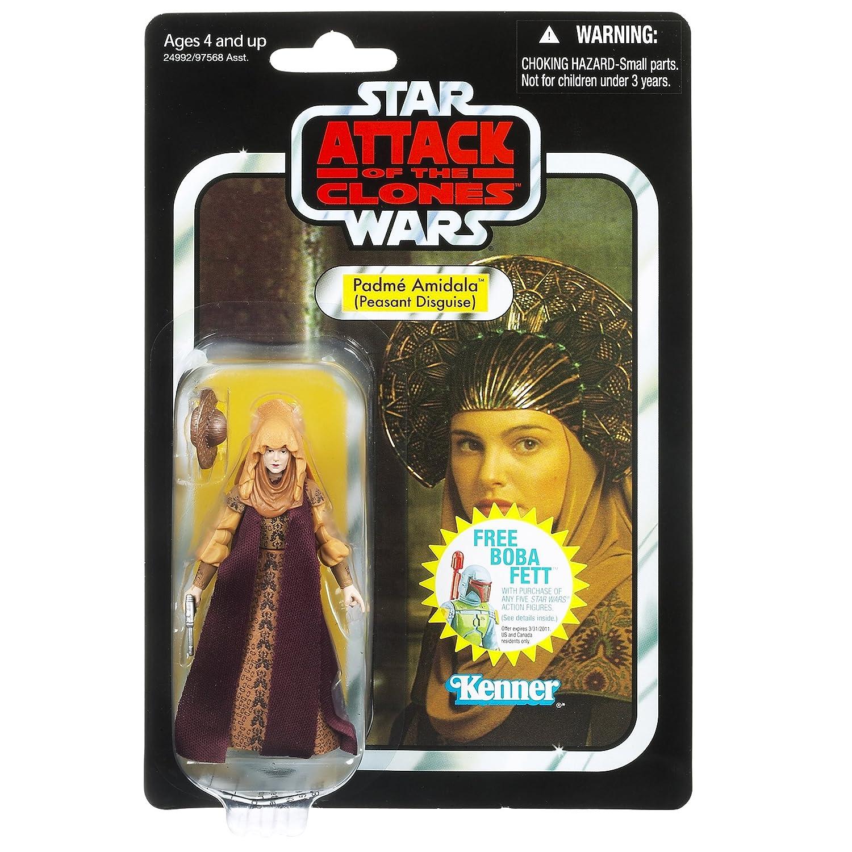 Star Wars Attack of the Clones Padm Amidala 24992 Peasant Disguise