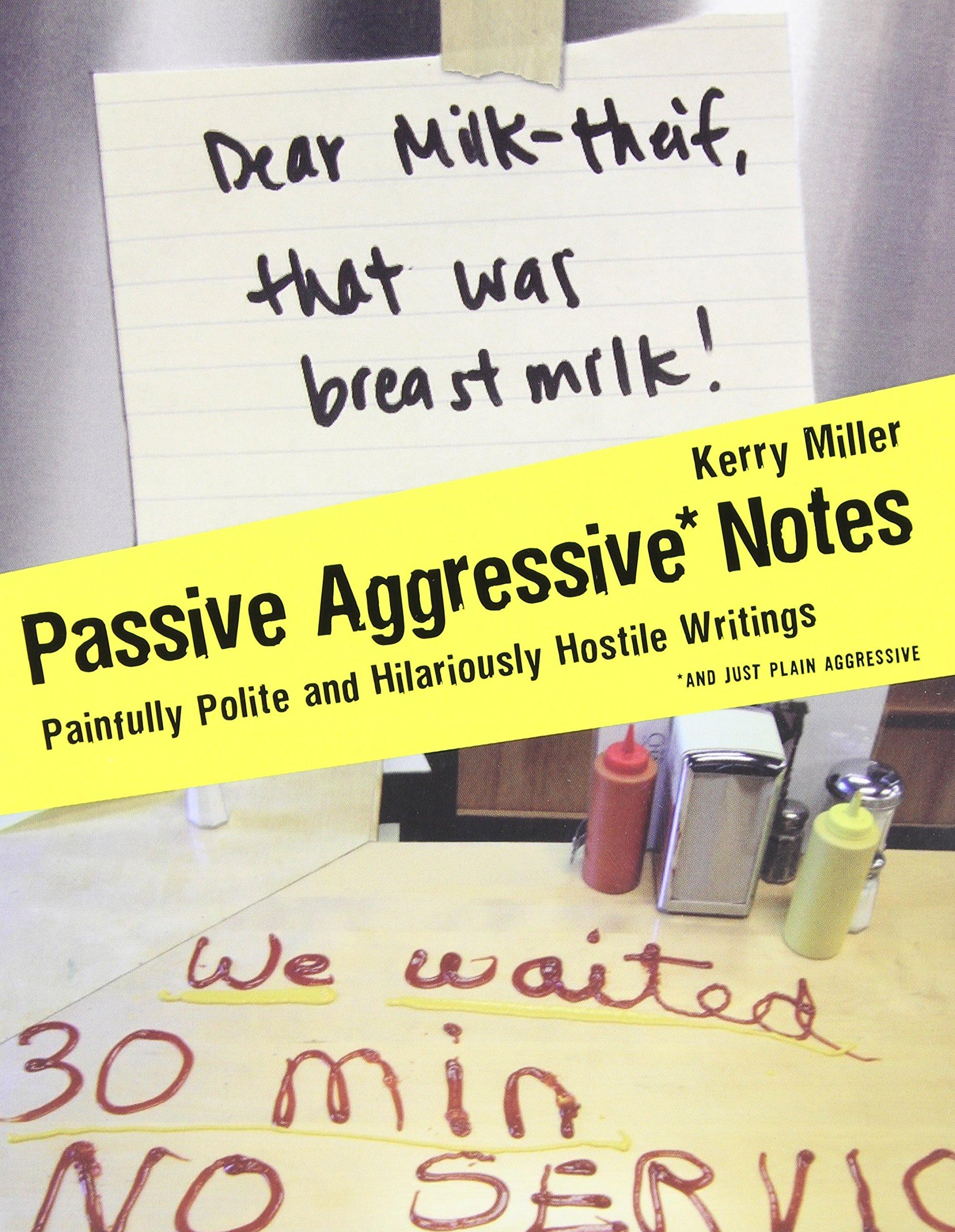Books on passive aggressive