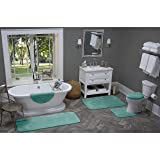 Maples Rugs Seat Cloud Bath Washable Standard
