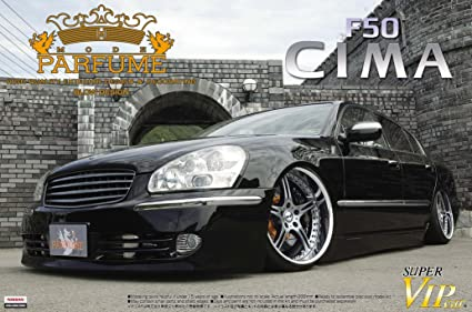 Amazoncom 124 Mode Parfum F50 Cima First Model Model Car