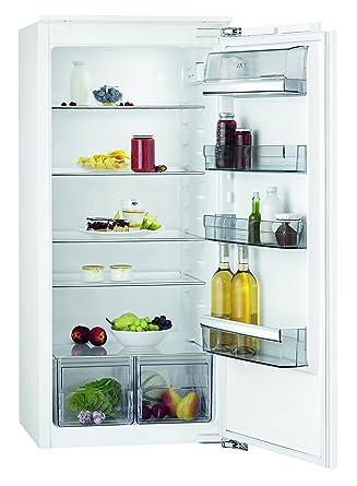 Elegant AEG SKB61221AF Kühlschrank / Großer 202L Einbaukühlschrank Ohne Gefrierfach  / Schnellkühlfunktion Und Glasablagen / EEK A++