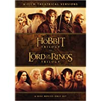 The Hobbit Trilogy / The Lord Of The Rings Trilogy (Theatrical Version)