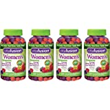 Vitafusion Womens WiQUyW Gummy Vitamins, 150 Count (Pack of 4)