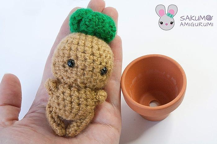 Crochet Snowy Baby Owl | I Heart Gantsilyo | 467x700