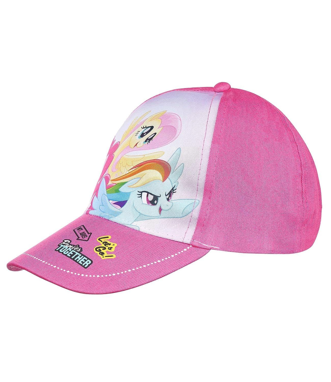 My Little Pony Chicas Gorra de béisbol - fucsia: Amazon.es: Ropa y ...