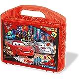 Clementoni 41160.3 Cars 2 - Puzzle de cubos para bebés (12 cubos)