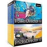 Cyberlink PowerDirector 19 Ultra & PhotoDirector 12 Ultra [Video & Photo Editing]