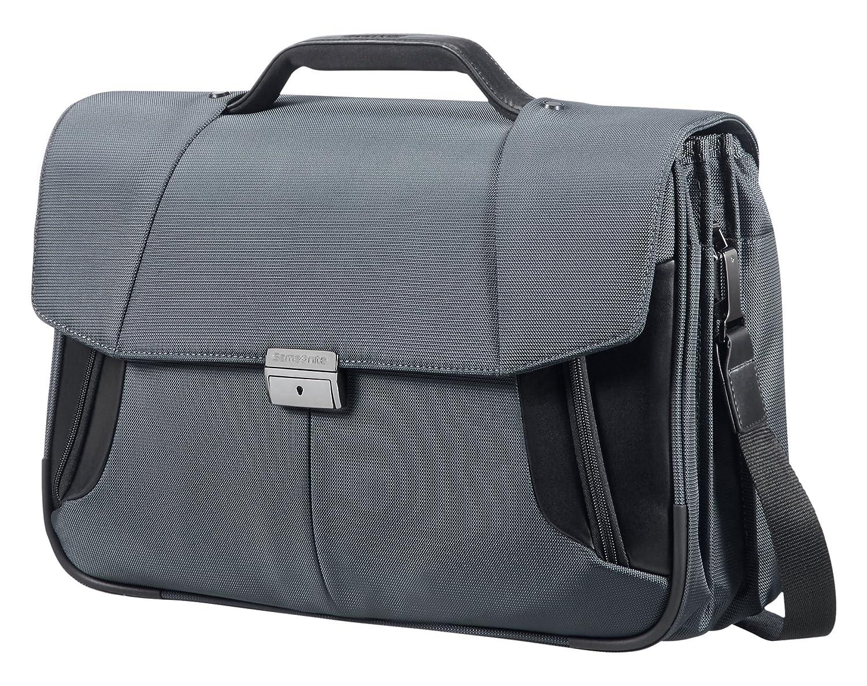 Samsonite Briefcase 3 Gussets 15.6 (Black) -Xbr Aktentasche 75221/1041