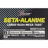 Olimp Beta-Alanine Carno Rush 80 Tabletten, 1er Pack (1 x 138 g)