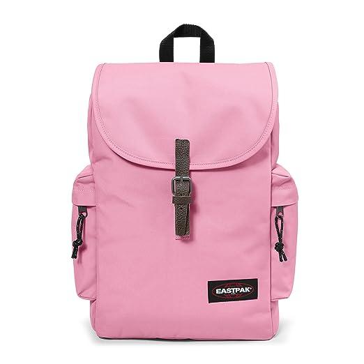 7 opinioni per Eastpak Austin Zaino, 18 Litri, Rosa (Powder Pink), 42 cm