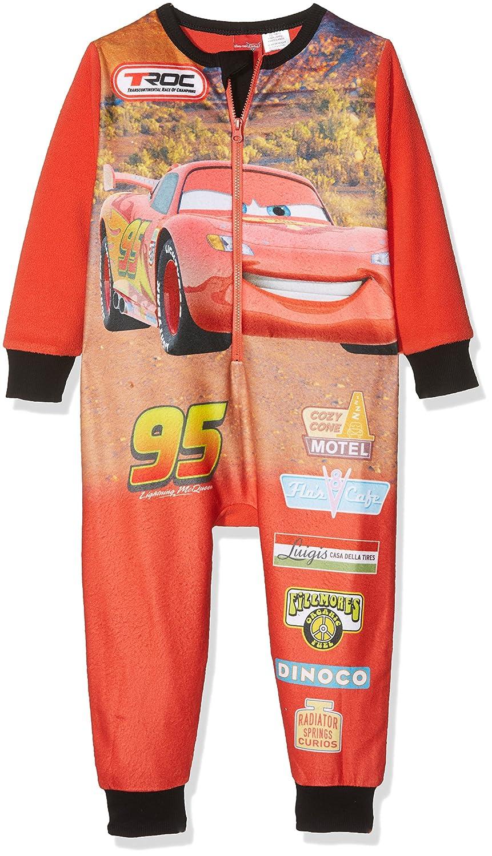 Boy's Lightning McQueen Cars Character Onesie BCP-2933-CA