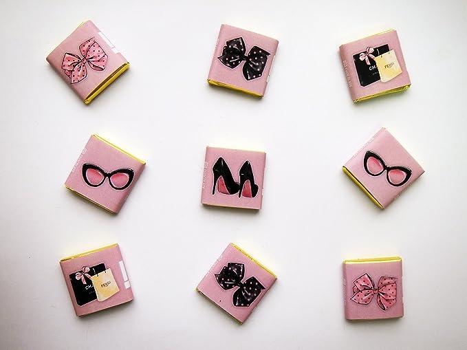 DA CHOCOLATE Candy Souvenir MI PEQUEÑA PRINCESA Set de regalo de chocolate 13x13cm 1 caja (Niña): Amazon.es: Hogar