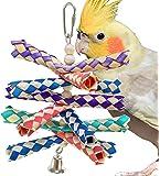 Bonka Bird Toys 946 SHREDBURST BIRD TOY parrot cage craft toys cages cockatiel parrotlet conure
