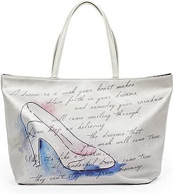 FAB Starpoint Disney Cinderella Dreaming of The Ball Tote Handbag