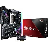 Placa-Mãe AMD Ryzen TR4 DDR4 ATX, Asus, ROG ZENITH EXTREME, Preto