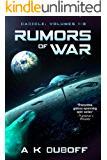 Rumors of War (Cadicle Book 1 [Vol. 1-3]): An Epic Space Opera Series (English Edition)