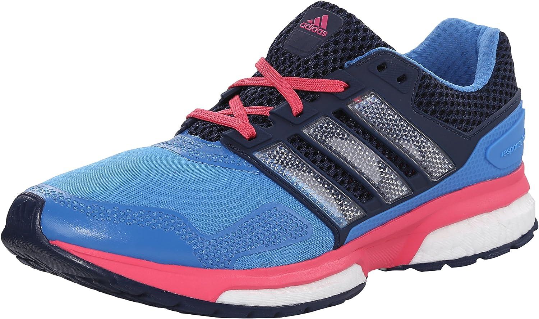 Gallina Mecánicamente Violeta  adidas Performance Women's Response Boost 2 Techfit W Running Shoe | Shoes  - Amazon.com