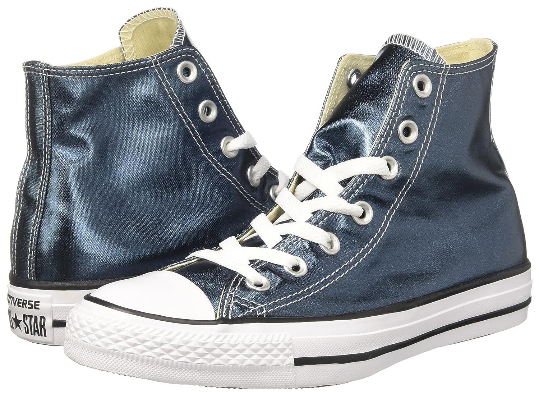 Converse Converse Converse Damen Chuck Taylor All Star Hohe Sneaker, blau Blau (Blau Fir/Weiß/schwarz) b41970