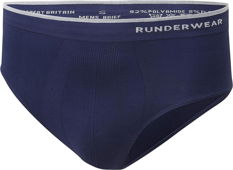 Runderwear Men's Briefs - Chafe-Free Running Underwear