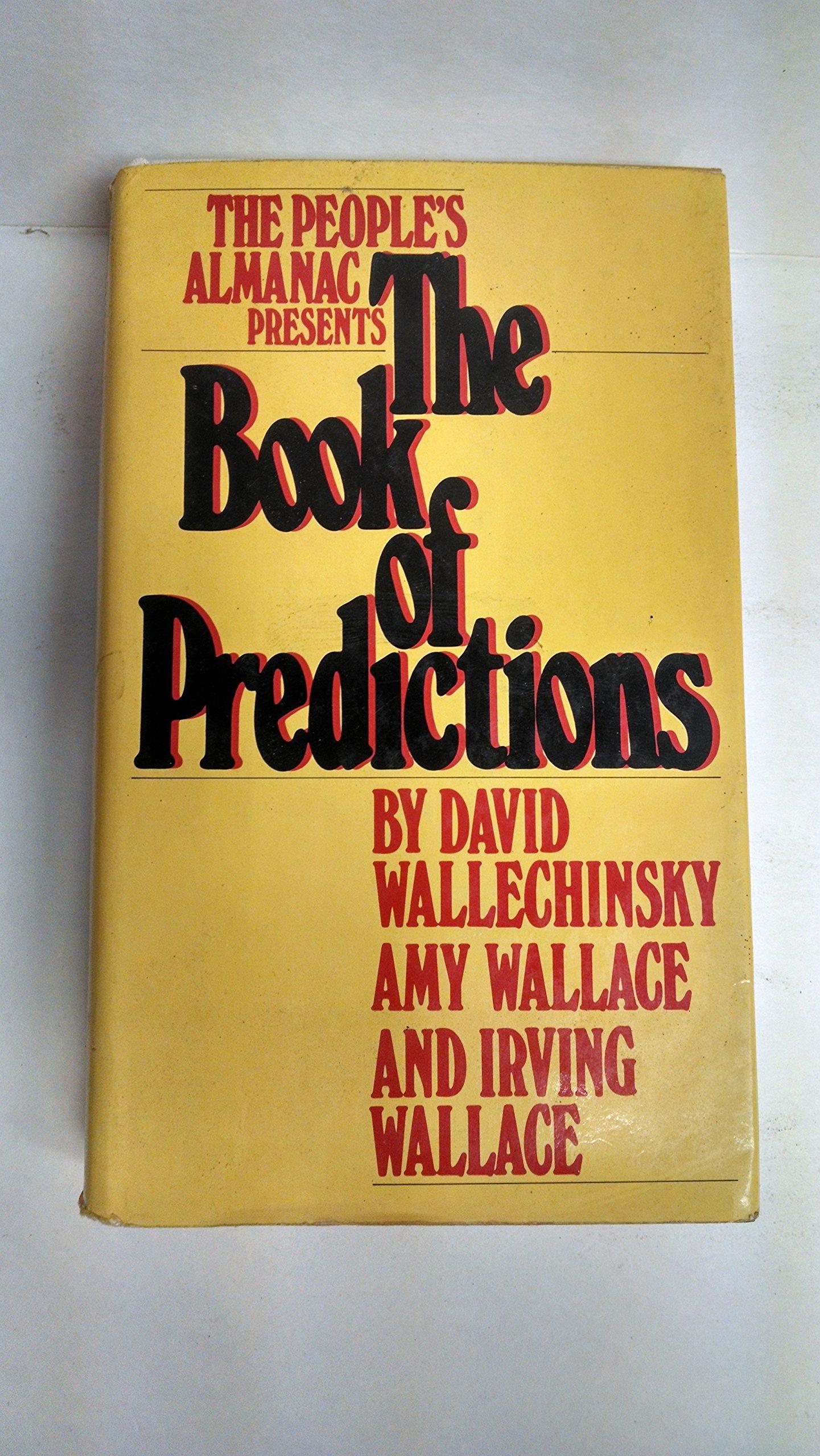 People's Almanac Presents Book Of Predictions