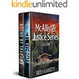 McAllister Justice Series Volume One: Romantic Thrillers