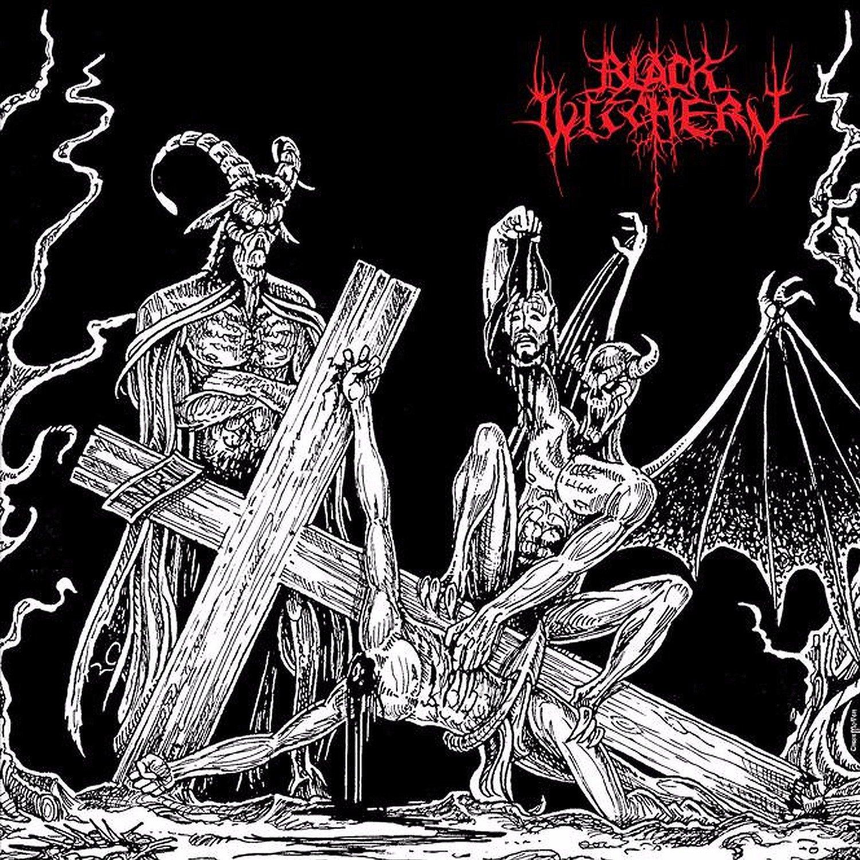 Vinilo : Black Witchery - Desecration Of The Holy Kingdom (LP Vinyl)