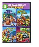 4 Kid Favorites: What's New Scooby-Doo?