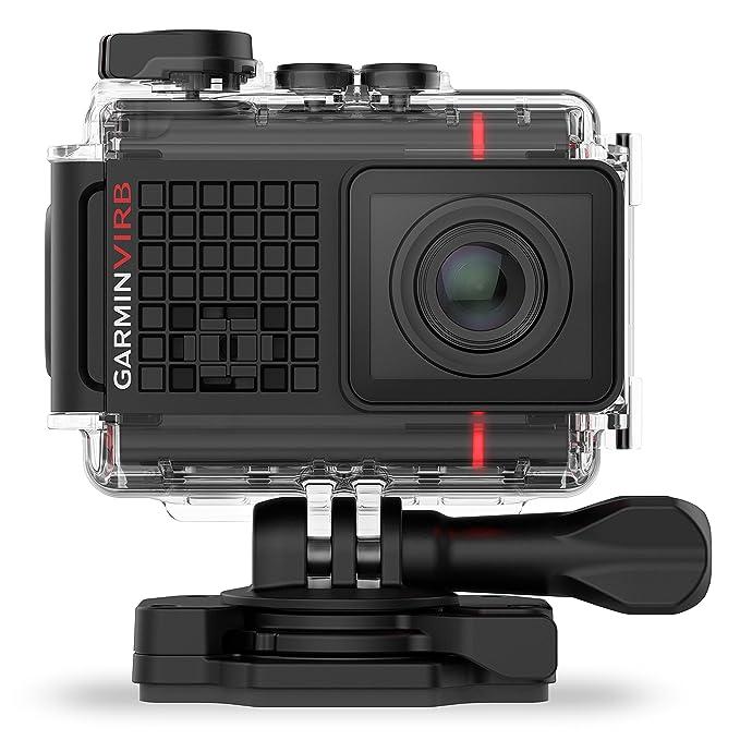 11 opinioni per Garmin VIRB Ultra 30 Action Camera GPS, Compatta, Wi-Fi, con Sensori e