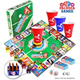 DRINK-A-PALOOZA Board Games: Party Drinking Games for Adults - Game Night Party Games | Fun Adult Beer Games Gift with Beer P