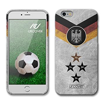Urcover® Funda iPhone 6 / 6s Copa del Mundo 2018 Football ...