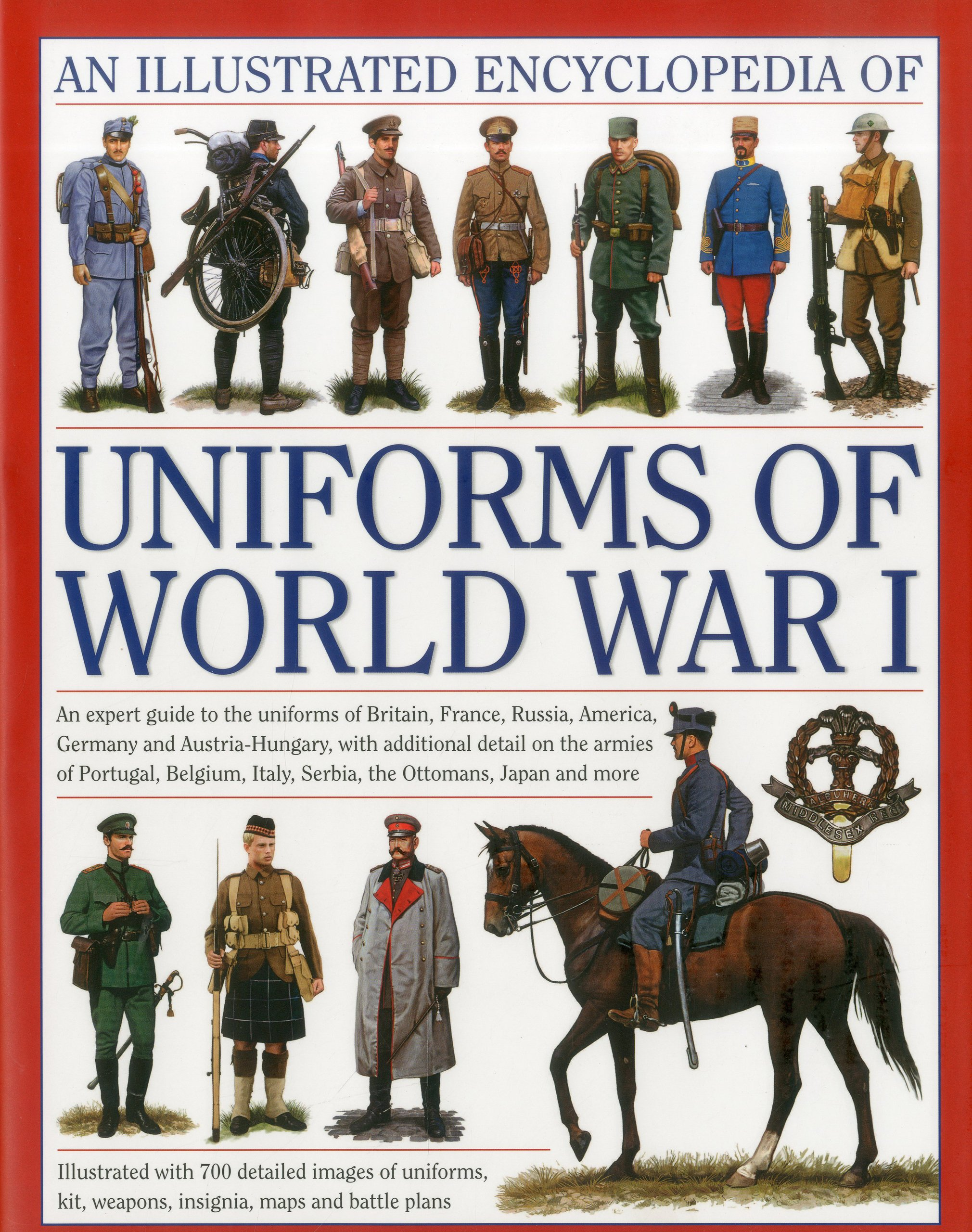 Buy illustrated encyclopedia of uniforms of world war i book online buy illustrated encyclopedia of uniforms of world war i book online at low prices in india illustrated encyclopedia of uniforms of world war i reviews gumiabroncs Image collections