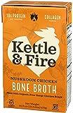 Kettle & Fire, Bone Broth Mushroom Chicken, 16.9 Fl Oz