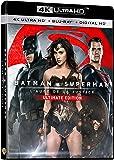 BATMAN V SUPERMAN : L'AUBE DE LA JUSTICE - BLU-RAY 4K - DC COMICS [Blu-ray]