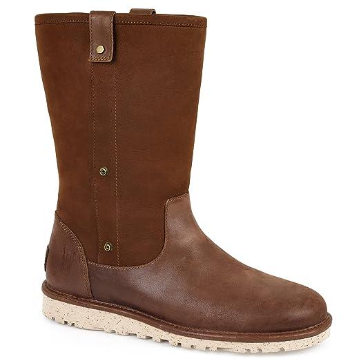 UGG Australia Womens Malindi Boot Chocolate Size 5