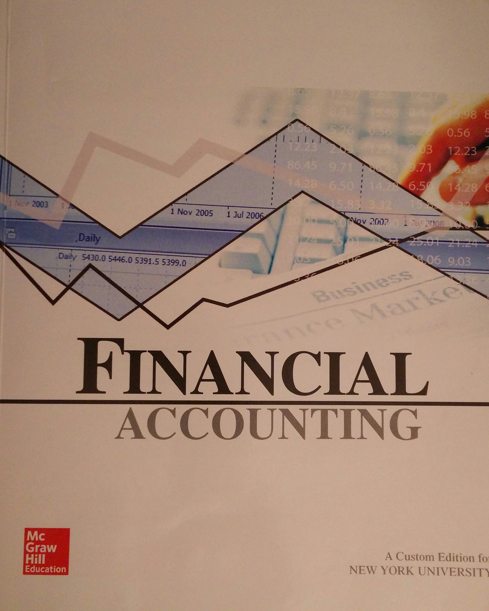 Financial accounting nyu edition robert libby patricia a libby financial accounting nyu edition robert libby patricia a libby daniel g short 9781259313431 amazon books fandeluxe Choice Image