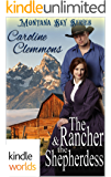 Montana Sky: The Rancher And The Shepherdess (Kindle Worlds Novella) (Loving A Rancher Book 2)