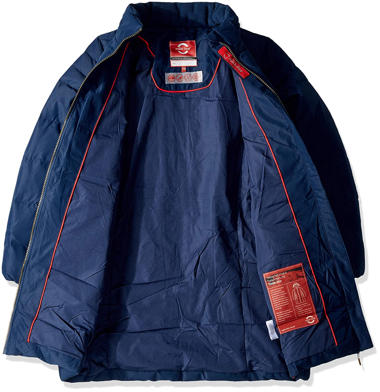 c4f75212d MIKK-Line - Melton Kids   Baby Girl s Waterproof   Windproof Winter ...