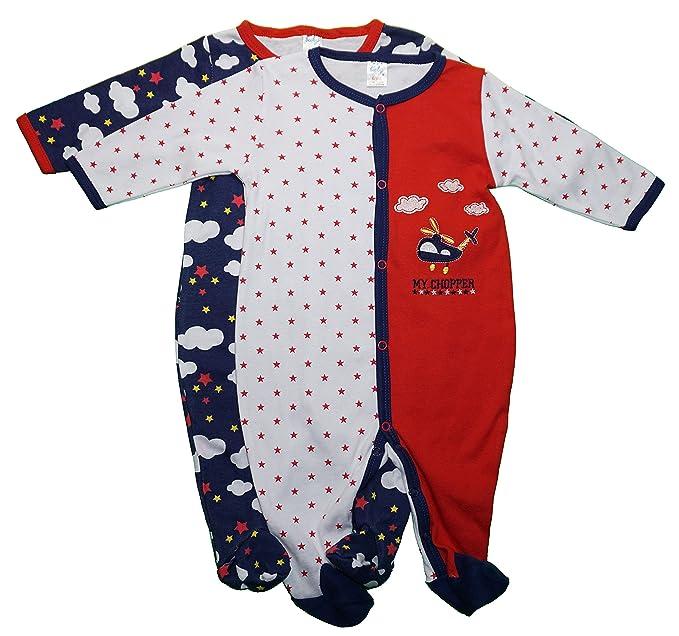 d5c2657d9 Amazon.com  Mon Cheri Baby Funny Cute Baby Boys Novelty Sleep N ...