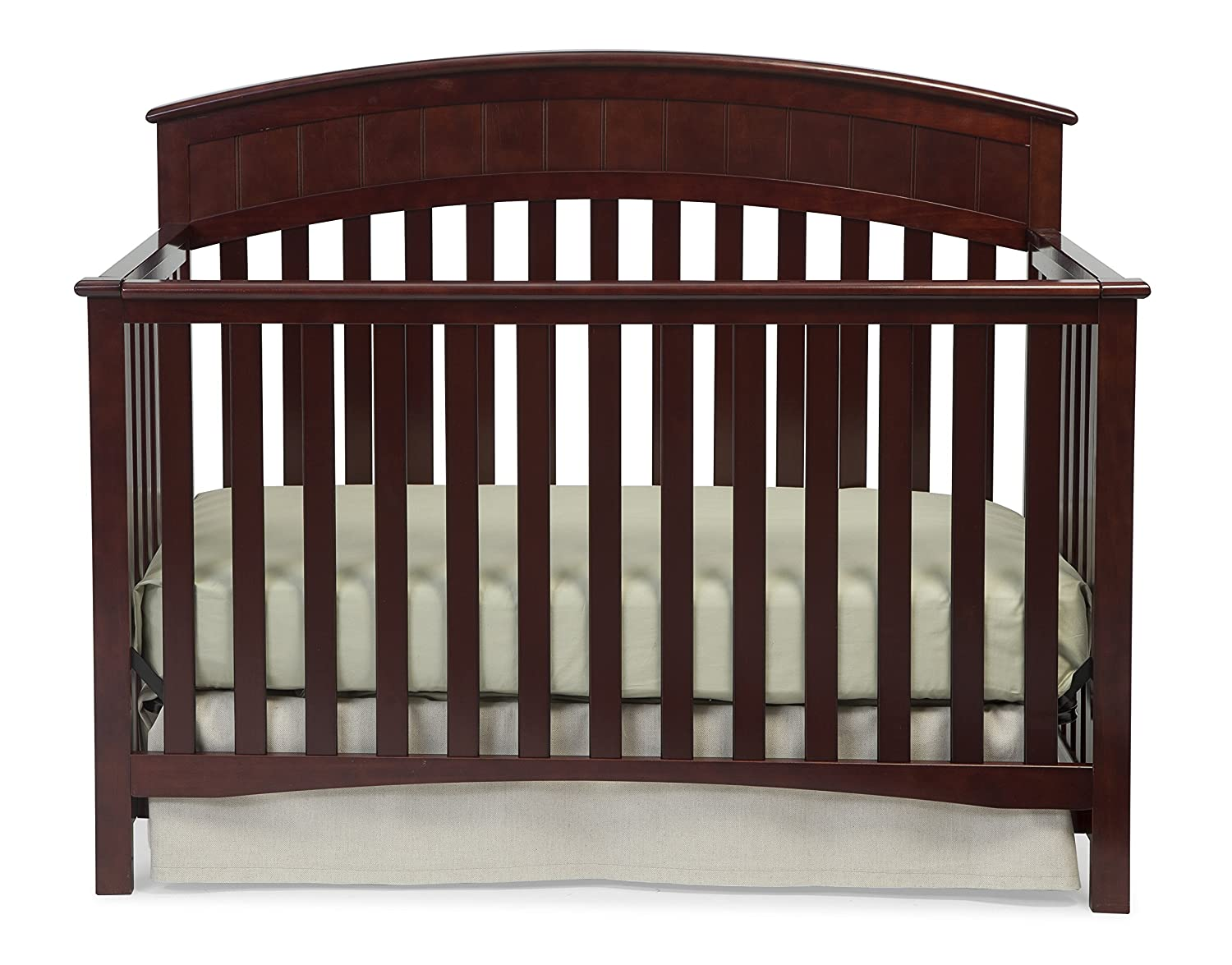 crib amazon in solano baby com dp signature lauren cribs with espresso convertible drawer graco