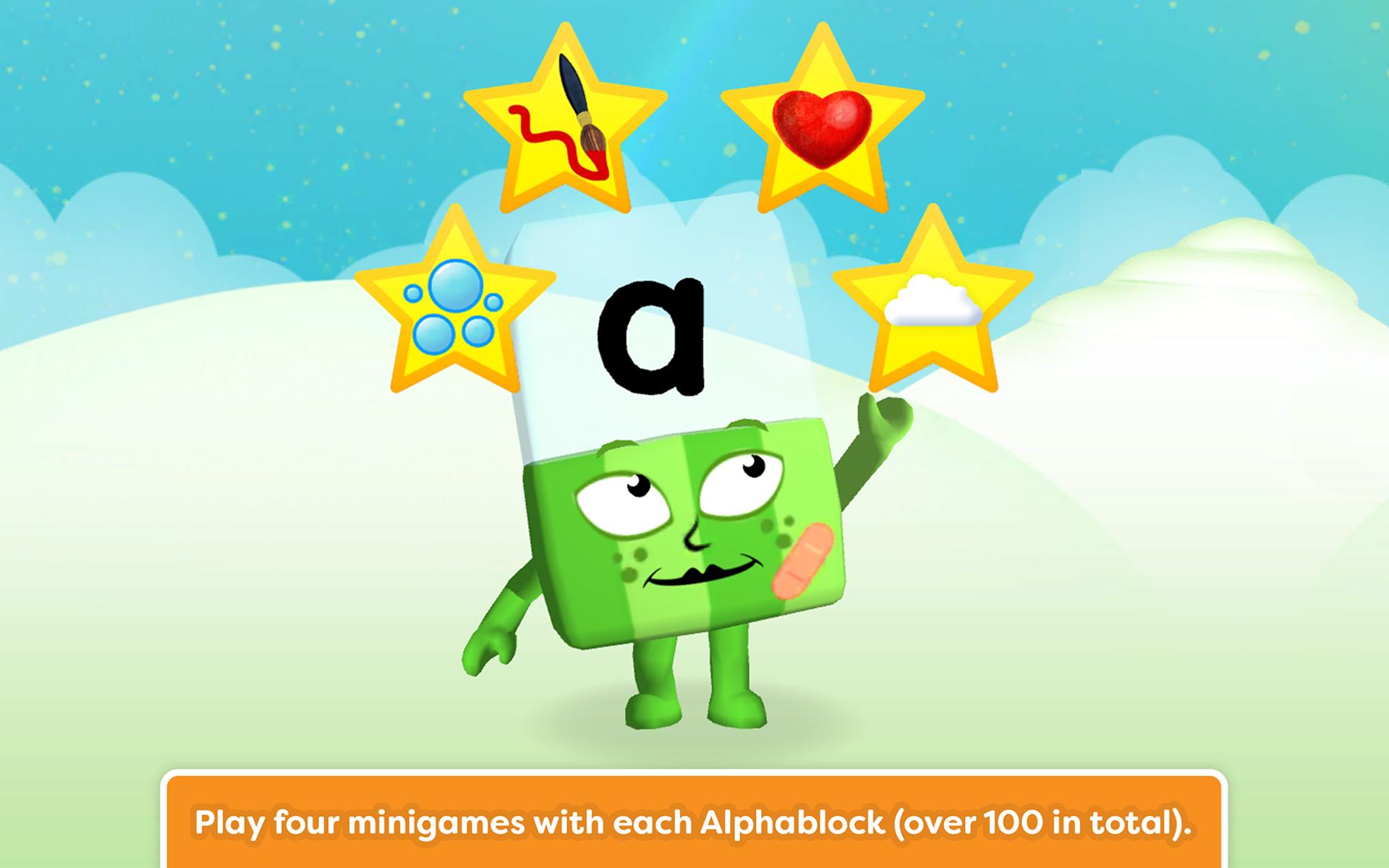 Alphablocks - Letter Fun!: Amazon.es: Appstore para Android