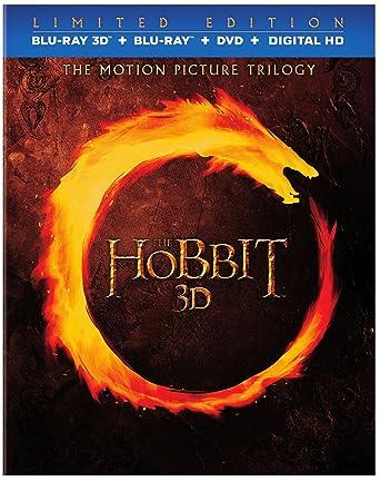 The Hobbit: The Motion Picture Trilogy: Amazon.es: Cine y Series TV