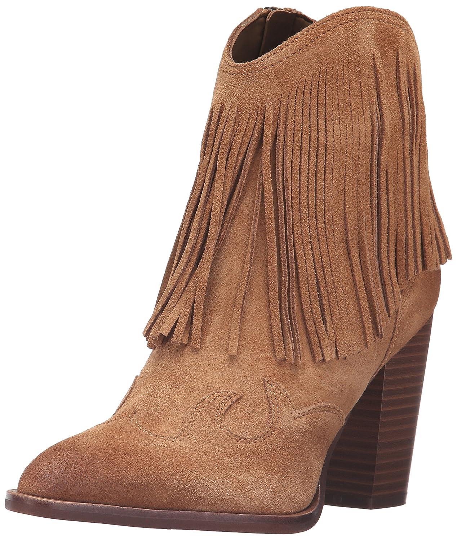 Sam Edelman Women's Benjie Ankle Bootie B01AX9BMQI 6 B(M) US|Golden Caramel