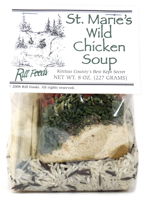 Rill Foods St. Marie's Wild Chicken Soup Mix 8 oz