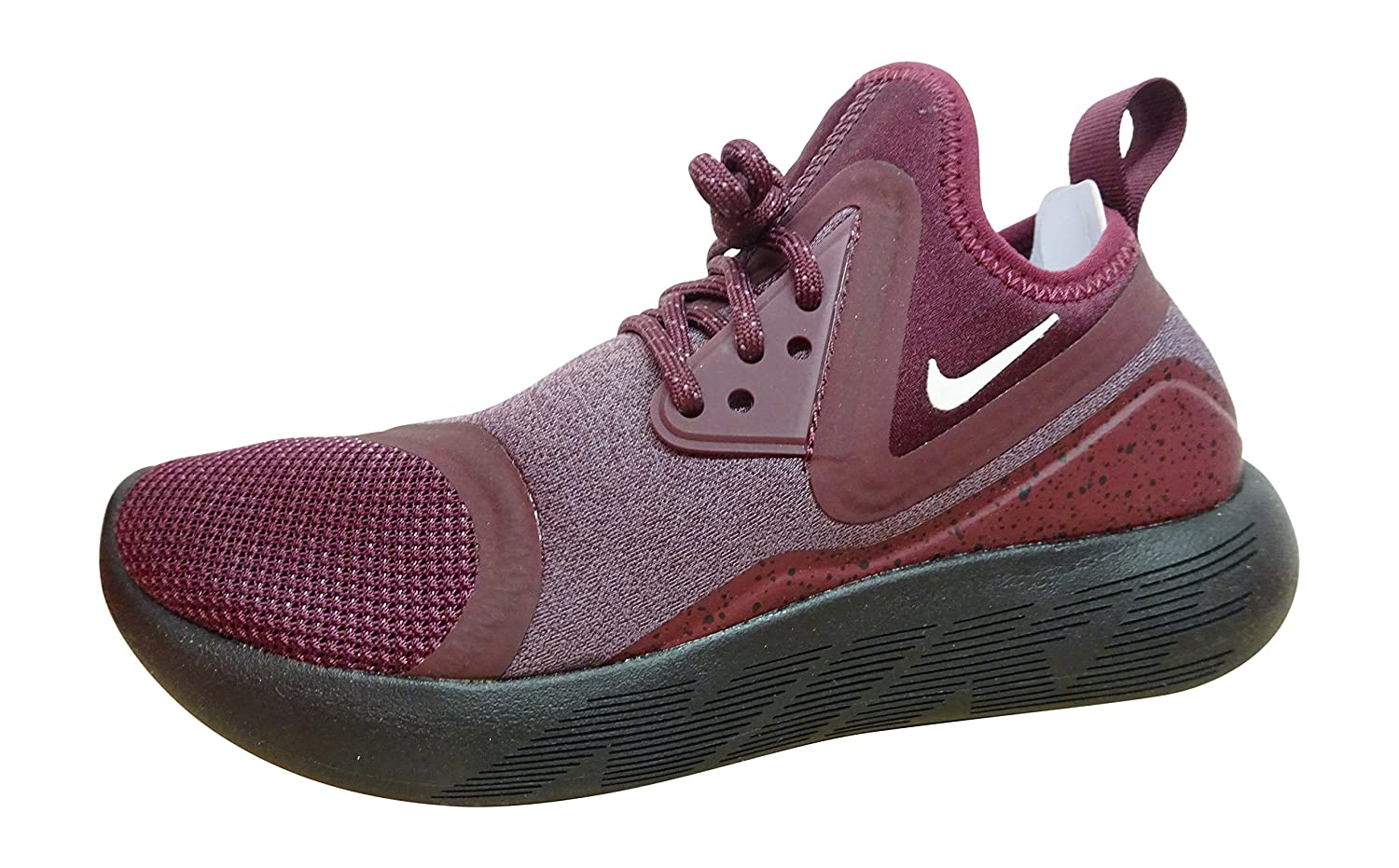 NIKE Lunarcharge Essential Womens Running Shoes B072FBGR42 6 B(M) US|Night Maroon Sail Violet Dust 600