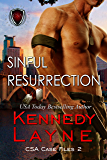 Sinful Resurrection (CSA Case Files Book 2)