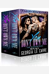 You Don't Own Me 1 & 2- Box Set: A Bad Boy Mafia Romance (The Russian Don) Kindle Edition